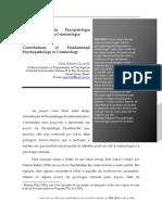 Contribuicoes Da Psicopatologia Fundamental Para a Criminologia