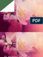 HISTORIA DE LA JARDINERÍA_PRINCIPIOS_HISPANOÁRABE