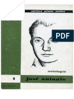 José Antonio (Antología) - Adriano Gomez Molina