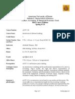 Acct230 Syllabus Spring 12 13