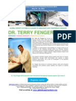 Caribbean Conference on Business Forensics 2013 BIO DR TERRY FENGER