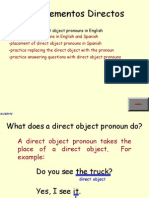Direct Object Pro