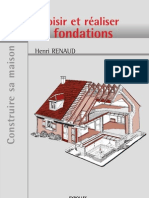 46547056 Choisir Et Realiser Les Fondations