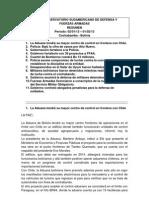 Informe Bolívia Especial Enero