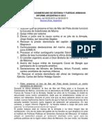 Informe Argentina 01-2013