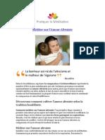 Méditer sur l'Amour Altruiste.pdf
