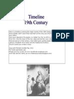 19th C Timeline