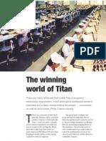 Review Winning World Titan