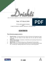 New Drishti # 33 --- 18th March 2004