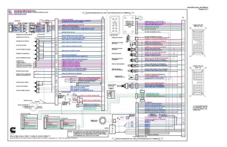 Diagrama De Cableado Del Isb