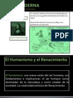 Humanismo - Renacimiento
