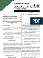 Diario Oficial Do Ma Tcma