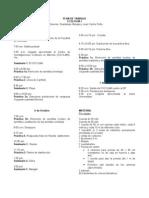 Itinerario y prácticas CICOLMA[1]