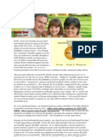 Johnson Special Need Bulletin Feb2009