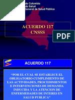 Acuerdo 117