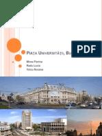 Piaţa Universităţii Bucureşti