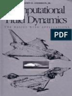 Computational Fluid Dynamics the Basics With Applications Anderson J D