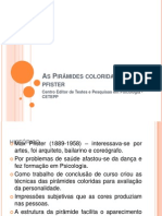 Teste As Pir�mides coloridas de pfister.ppt