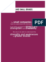 Brand Small Brands