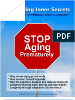 Stop Aging Prematurely