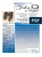 February 17 2013 Bulletin