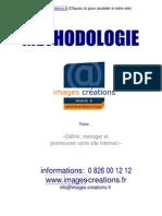 PDF - Programación - WEB - Creación página WEB - Internet méthodologie de creation de site web