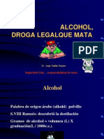 Alcohol Droga Legal Que Mata