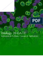 Biology 20 GATE