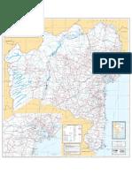Divisão Poítico Administrativa Bahia 2000