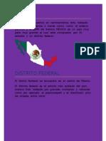 MÉXICO Y EL DISTRITO FEDERAL