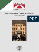 Jaka wspólnotowość Polaków