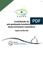 CAPES RIO +20