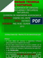 ESTRUCTURA DEL PROYECTO DE INV..ppt