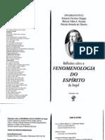 A FILOSOFIA EM BUSCA DE UMA FUNDAMENTAÇÃO ULTIMA - HEGEL E 0 PROBLEMA DE UM COMEÇO ABSOLUTO
