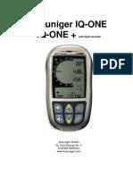 Manual Iq One Pt