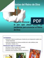 CLASE DE PARÁBOLAS
