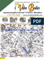 Cvb Catalog Oct 2009