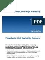 Hol Informatica Powercenter Ha Grid 9 1 Backup Computer Hardware