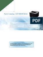Samsung Part List clp-320 325