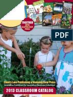 Cherry Lake Publishing Spring 2013 Catalog (Classroom)