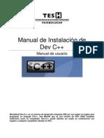M_Instalación Dev c++