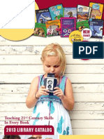 Cherry Lake Publishing Spring 2013 Catalog