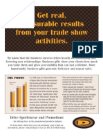 DRIVE trade show results