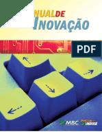 Livro Manual Da Inovacao