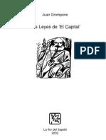 Las Leyes de EL CAPITAL Juan Grompone