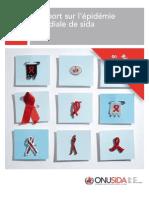 Rapport 2008 de l'ONUSIDA
