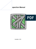 Inspection Manual