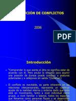 Resolución de conflictos - Jheyson Colonia