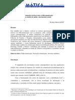 Aproximações teóricas entre a folkcomunicação e os estudos de mídia e movimentos sociais