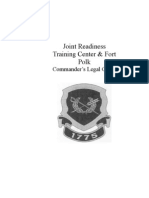 cdrs legal guide